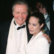 Angelina Jolie, le divorce : Retrouvailles inespérées avec son père Jon Voight