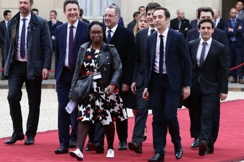 Sibeth Ndiaye, conseillère d'Emmanuel Macron, fait le buzz avec un look décalé