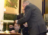 Infante Margarita: Décorée en famille par son frère le roi Juan Carlos Ier, fier