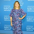 America Ferrera assiste à l'UpFront du groupe NBCUniversal au Radio City Music Hall. New York, le 15 mai 2017.