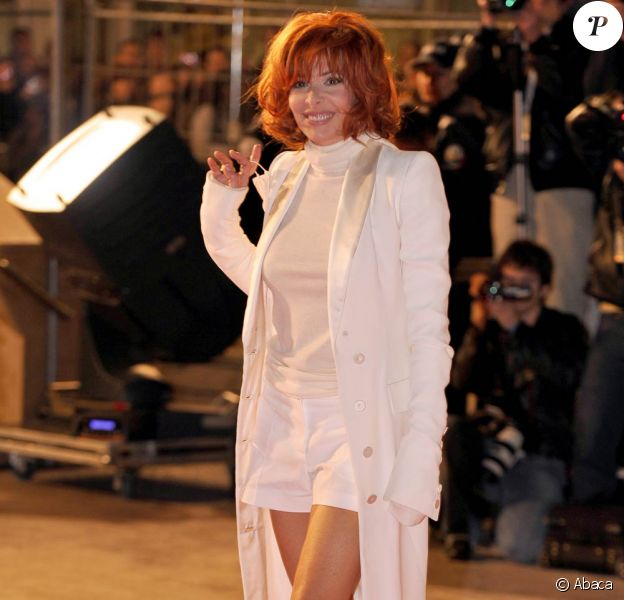 Mylène Farmer aux Xe NRJ Music Awards