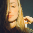 Emma Smet, la fille d'Estelle Lefébure, sur Instagram.
