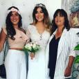 """""""Anaïs Camizuli s'est mariée le 13 mai 2017."""""""