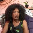Vincent McDoom interrogé par Loana pour Non Stop People, le 16 mai 2017.