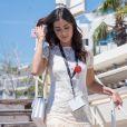 Déjeuner sur la plage pour les gagnants de l'opération #OrangeSponsorsYou au Festival de Cannes 2017