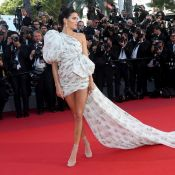 Cannes 2017 : Kendall Jenner met en avant ses gambettes interminables