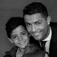 Cristiano Ronaldo et son fils Cristiano Jr. (Cristianinho), photo Instagram du 19 mars 2017