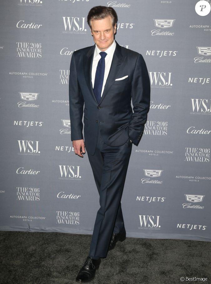 Colin Firth à la ...