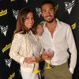 Exclusif - Julien Guirado et Martika à la Villa Schweppes lors du 70ème festival de Cannes le 22 mai 2017. © Veeren/Bestimage