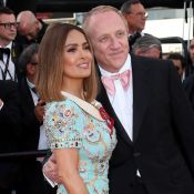 Salma Hayek, Laury Thilleman, Mathieu Kassovitz... Les couples in love à Cannes