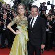 Antonio Banderas et sa compagne Nicole Kimpel -Montée des marches de la soirée du 70ème anniversaire du Festival de Cannes. Le 23 mai 2017. © Borde-Jacovides-Moreau / Bestimage