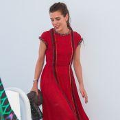 Cannes: Charlotte Casiraghi rouge plaisir, Jean-Roch et Anaïs in love chez Tetou