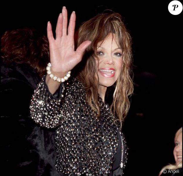 Latoya Jackson à la finale de Celebrity Big Brother. 23/01/09