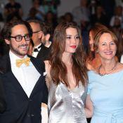Ségolène Royal : 1ere sortie officielle avec sa belle-fille Emilie et son fils