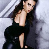 Elodie Bouchez... plus sexy et rock n' roll que jamais !