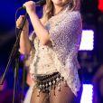 Charlotte Church annonçant sa troisième grossesse lors du Festival Birmingham Pride le 28 mai 2017