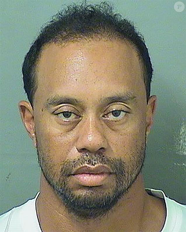 Tiger Woods, 41 ans, a été arrêté dans la nuit de dimanche à lundi pour conduite en état d'ébriété. Jupiter, Floride, le 29 mai 2017.