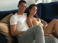 Cristiano Ronaldo bientôt papa ? La nouvelle photo de Georgina qui fait jaser