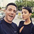 Georgina Rodriguez pose sur Instagram.