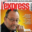 """Couverture du magazine """"L'Express"""", numéro du 31 mai 2017."""