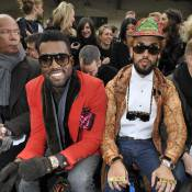 Kanye West n'a pas peur du ridicule... la preuve chez Lanvin !