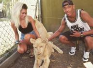 Mélanie Da Cruz et Anthony Martial : Séjour de rêve et sauvage à l'île Maurice