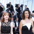 Eric Lartigau, Lolita Chammah - Montée des marches de la cérémonie de clôture du 70ème Festival International du Film de Cannes. Le 28 mai 2017. © Borde-Jacovides-Moreau/Bestimage