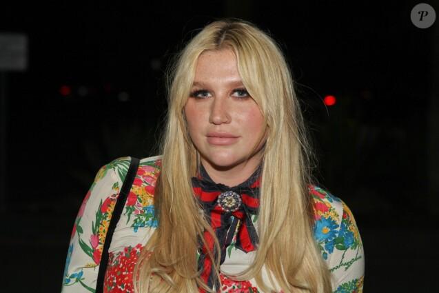 Kesha lors du festival international du film de Palm Springs, Californie, Etats-Unis, le 14 janvier 2017. © Dane Andrew/Total Entertainment News:Zuma Press/Bestimage