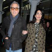 George Clooney: Selon son père Nick, les jumeaux ressemblent déjà à leur papa !