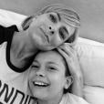 Jaime Pressly et son fils Dezi - Photo publiée sur Instagram au mois de mai 2017