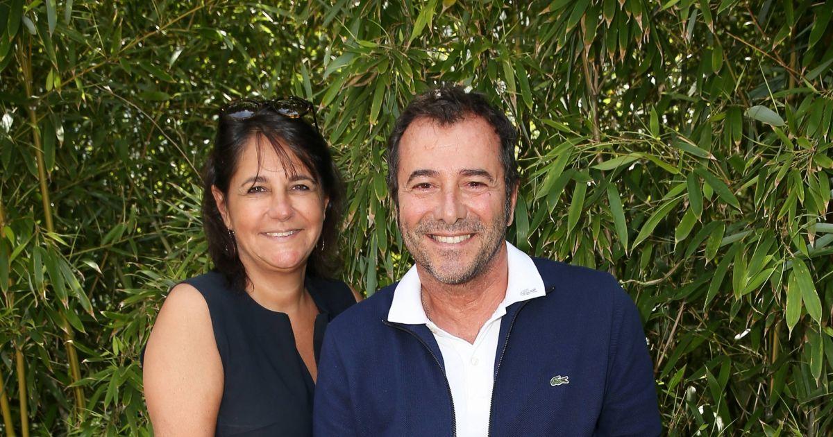 Pierre sled et sa compagne - Bernard montiel et sa compagne ...