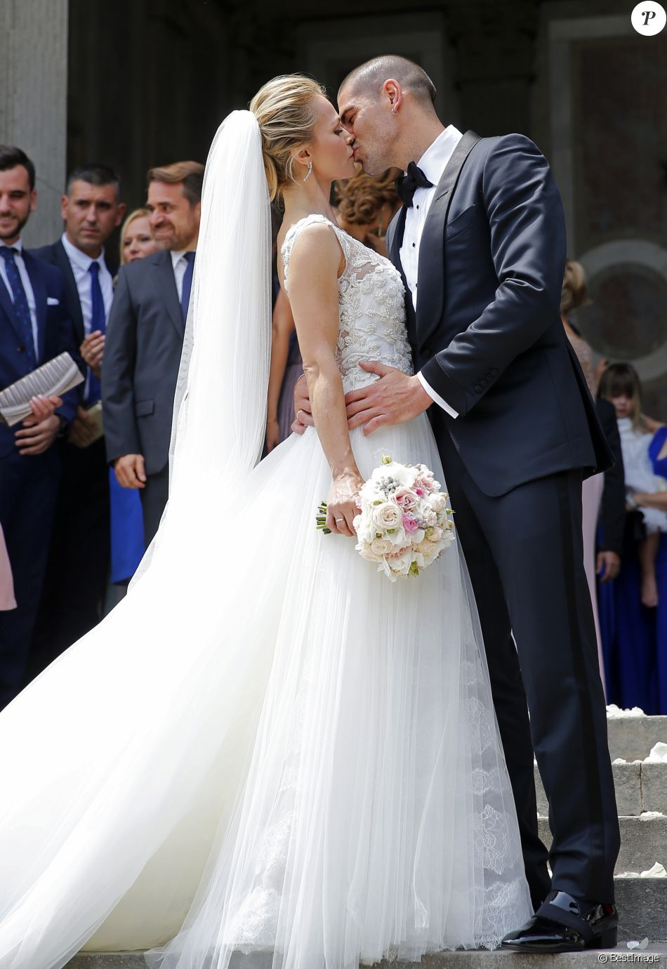 Sehr Victor Valdés : Photos du mariage de l'ex-gardien du Barca et  FW34