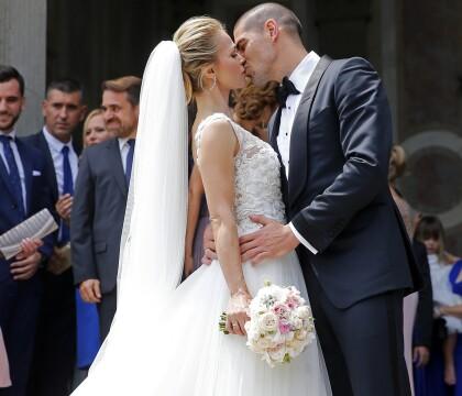 Victor Valdés : Photos du mariage de l'ex-gardien du Barca et Yolanda Cardona