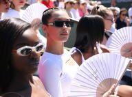 Bella Hadid à Roland-Garros : Divine pour la finale après un tour à Châtelet