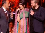 Nolwenn Leroy enceinte : Son look très coloré pour The Voice surprend