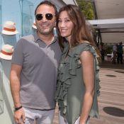 Arthur in love de Mareva Galanter à Roland-Garros, chouchouté par l'ex-Miss