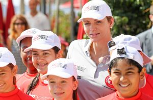 Charlene de Monaco : Même blessée, la princesse se mobilise avec Alain Bernard