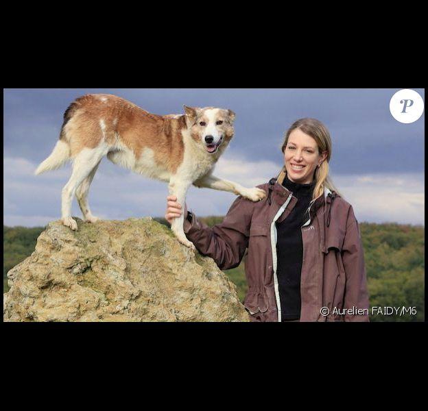 """Emeline (Midi-Pyrénées), candidate de """"L'amour est dans le pré 2014"""" sur M6."""