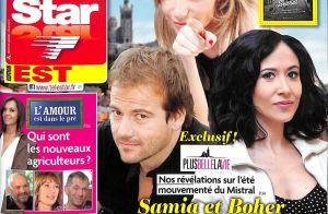 Nadège Beausson-Diagne amoureuse d'un malvoyant :