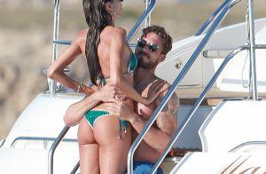 Izabel Goulart amoureuse en bikini avec Kevin Trapp : le couple s'éclate