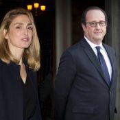 Julie Gayet et François Hollande passent beaucoup plus de temps ensemble