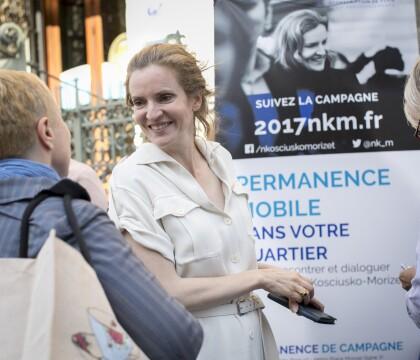 Nathalie Kosciusko-Morizet agressée : Un suspect arrêté et placé en garde à vue