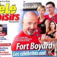 """Magazine """"Télé-Loisirs"""" en kiosques le 19 juin 2017."""