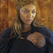 Tyra Banks : Une photo de son fils York pour la fête des Pères