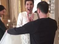 Cristina Cordula, mariée : Vidéo de ses essayages avec Giambattista Valli
