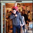 Liev Schreiber passe un moment entre hommes avec son fils Alexander