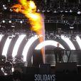 DJ Diplo en concert - Festival Solidays à l'Hippodrome de Longchamp - Jour 3 - à Paris, France, le 25 juin 2017. © Lise Tuillier/Bestimage