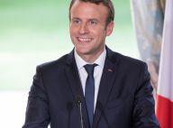 """Emmanuel Macron au concert des Vieilles Canailles : L""""ami"""" de Johnny Hallyday"""