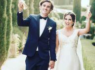 Antoine Griezmann marié : La lune de miel commence avec sa belle Erika