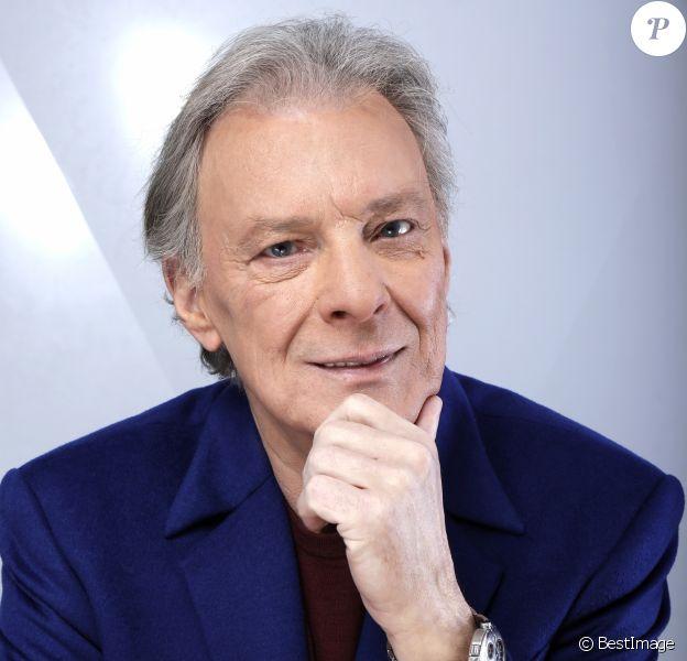 Portrait de Herbert Léonard 201610/02/2016 - PARIS